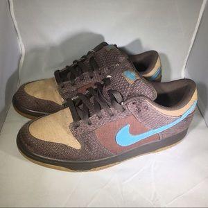 Nike SB Dunk Low 6.0 Tweed (2010)